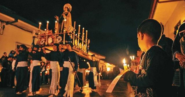 Semana Santa en Colombia Popayán