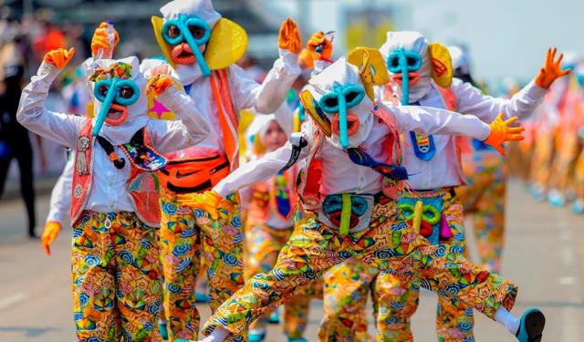 Carnaval de Barranquilla Ferias y fiestas