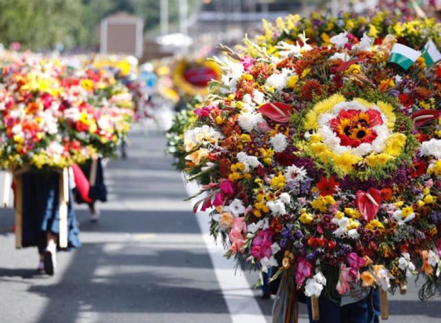 Ferias y fiestas Feria de las flores