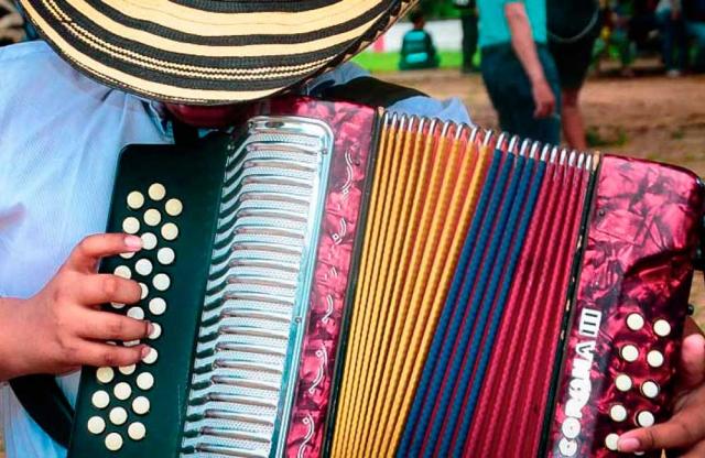 Ferias y fiestas Festival vallenato