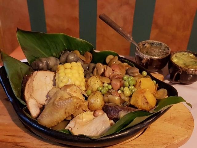 platos típicos de boyacá