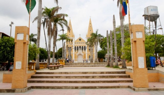 Pueblos de bolivar