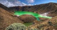 Cómo llegar a la Laguna Verde del Volcán Azufral en Nariño