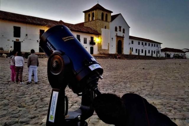 Programación Oficial Festival de Astronomía 2020 en Villa de Leyva