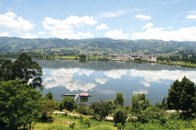 Lago Paipa