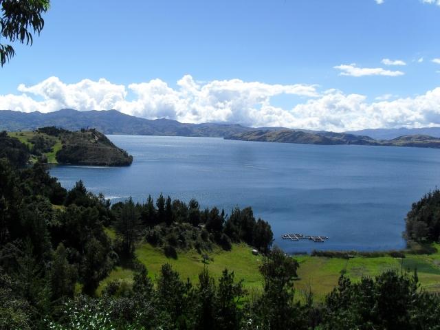 Laguna de Tota: Boyaca