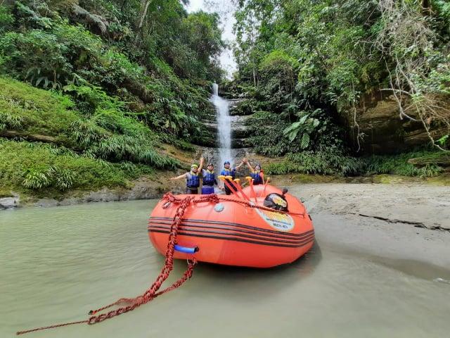Rio guejar rafting