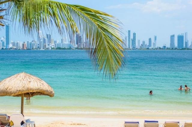 Las playas de Cartagena más bonitas para visitar y disfrutar