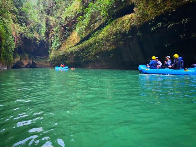 Río Guejar Meta