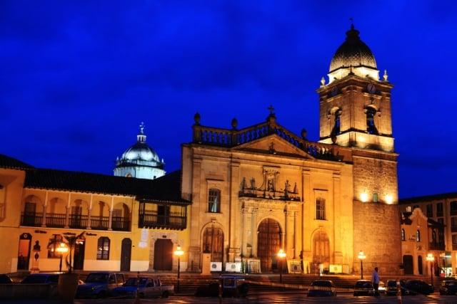 Catedral de tunja