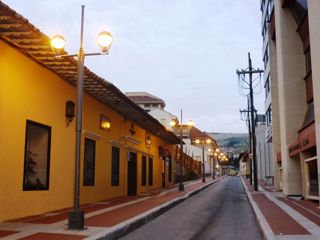 Centros historico de tunja