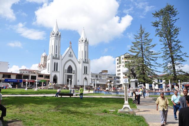Santa Rosa de Cabal - Destinos más acogedores de Colombia