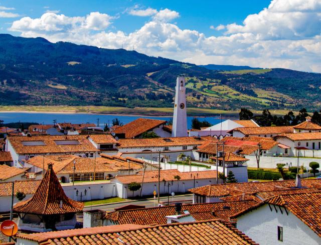 Guatavita - Destinos más acogedores de Colombia