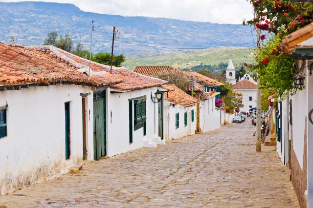 Villa de Leyva - Destinos más acogedores de Colombia