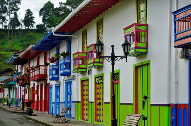 Salento - Destinos más acogedores de Colombia
