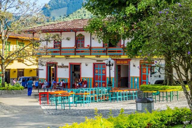 Jardín - Destinos más acogedores de Colombia