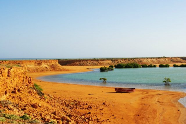 Photography in Colombia Guajira