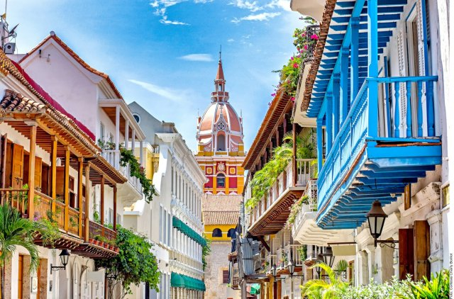photography in Colombia - Cartagena