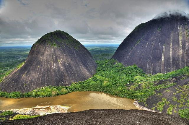 Trekking en Colombia - Mavecure