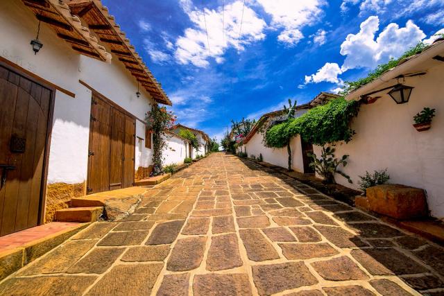 Pueblos Patrimonio de Colombia - Barichara