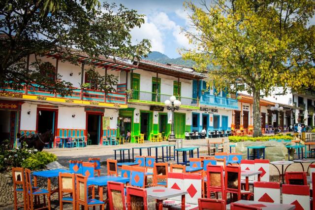 Pueblos Patrimonio de Colombia - Jardín