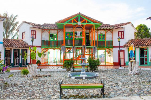 Pueblos Patrimonio de Colombia - Aguadas