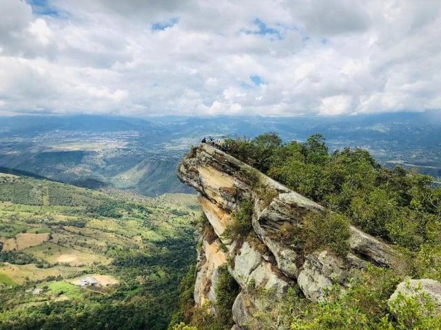 Come arrivare a Cerro Quininí e cosa fare