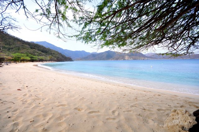 playas del Parque Tayrona