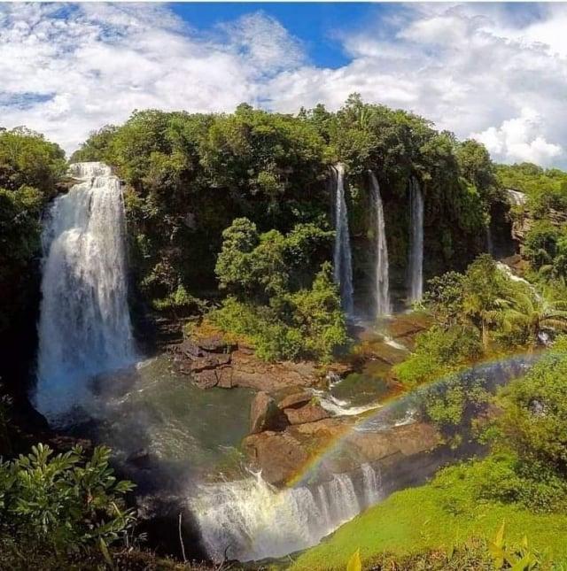 Cómo llegar a Caño Canoas: La cascada más bella de Colombia