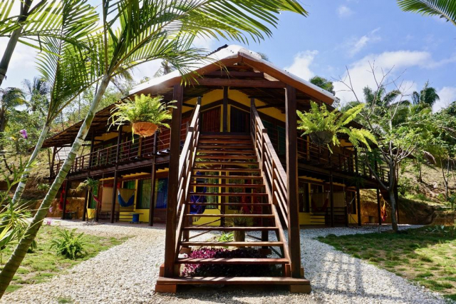 hoteles en el Parque Tayrona