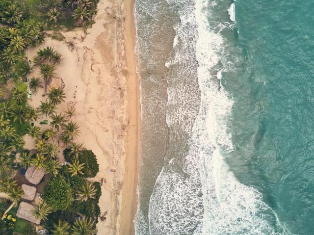 Surf en Colombia - Santa Marta