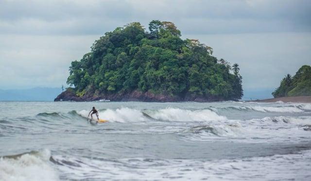 Surf en Colombia - Nuquí