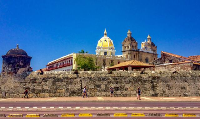 Monumentos Nacionales - Ciudad Amurallada