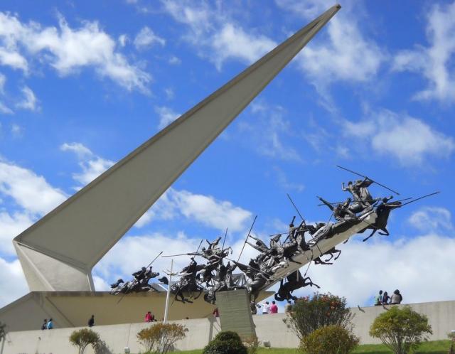 Monumentos Nacionales - Pantano de Vargas