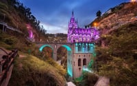 Las 5 iglesias más lindas de Colombia para visitar