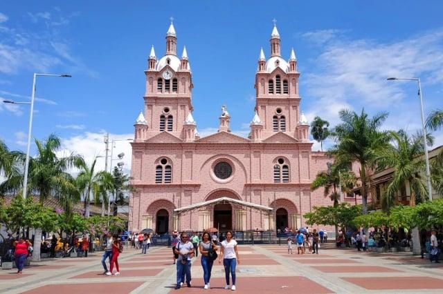 Iglesias más lindas de Colombia