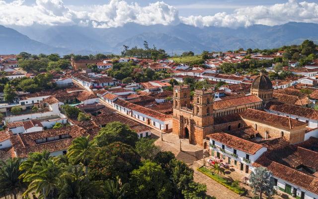 Luna de miel en Colombia - Barichara