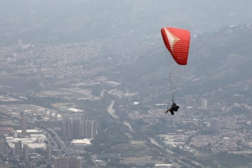 5 destinos ideales para practicar deportes extremos en Antioquia