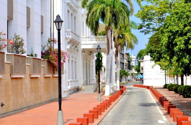 Centro de Santa Marta