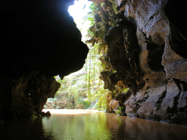 La Cueva del Indio: Un destino para aventureros en Santander