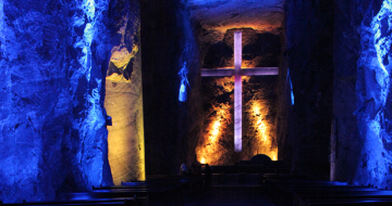 Tour to the Salt Cathedral of Zipaquira from Bogota
