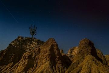 Astronomy tour in the Tatacoa Desert