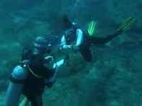 Mini corso di immersione