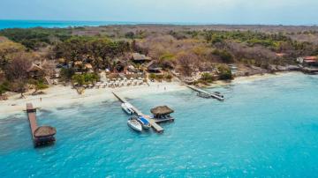 Plan Deluxe a Islas del Rosario