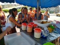 Tour de comida callejera en Cartagena