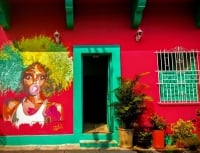 Tour de Grafiti en Cartagena, Barrio Getsemaní