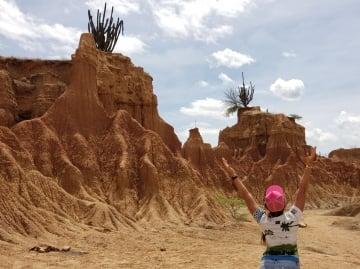 Tour al Desierto de la Tatacoa de un día