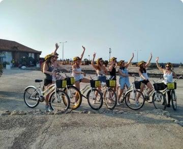 Tour en Bici