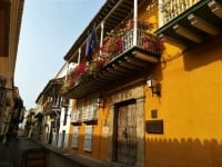 Visite de la ville de Cartagena.