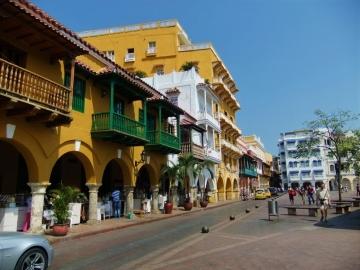 Tour della città por Cartagena